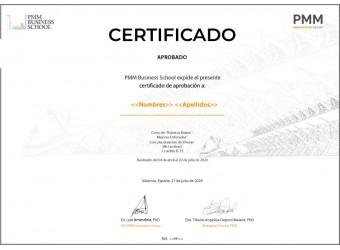 Certificado de Asistencia & Aprobación